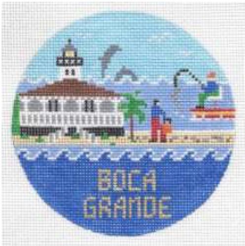 Doolittle Destination Rounds 18 mesh Boca Grande