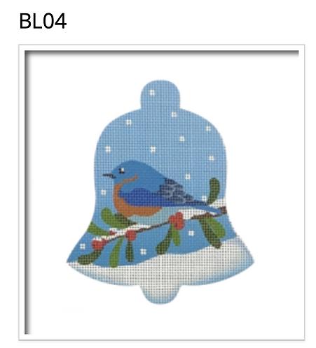 Pepperberry BL04 Blue Bird Snow Bell