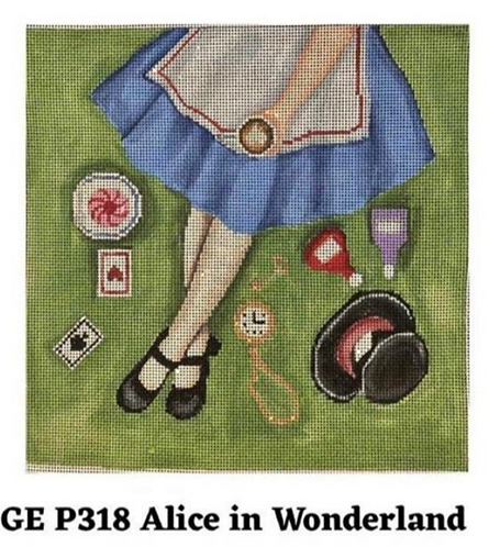 Gayla Elliott  GEP318 Alice in Wonderland