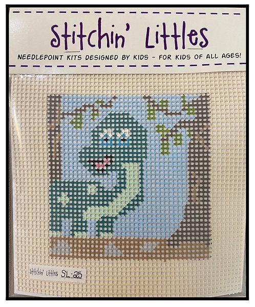 Stitchin' Littles SL-25 Dino