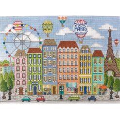 AP 4065 Paris Street Scene