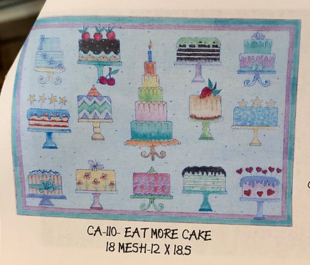 CA-110 eat more cake