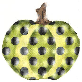 Kelly Clark KCN1562 Kiwi Polka Dot Gourd