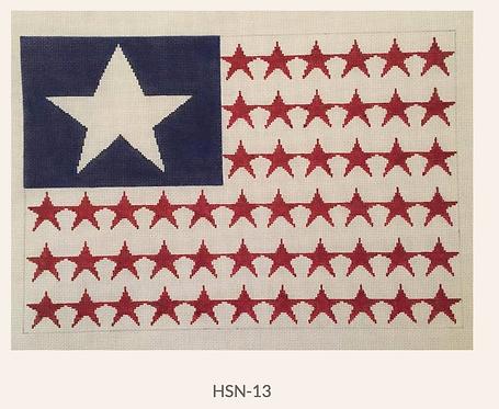 HSN-13 Star Flag