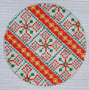 """Danji TM-08 3"""" Round 18 mesh"""