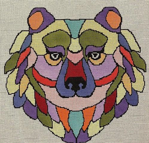 ASIT 276 Colorful Bear