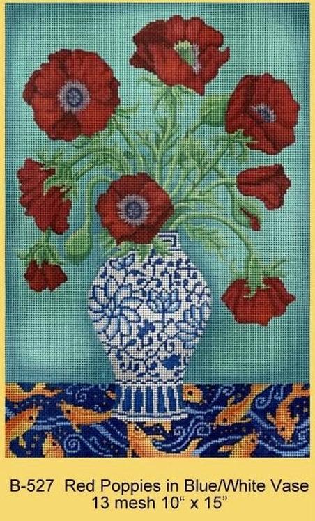 Brenda Stofft B-527 Poppies