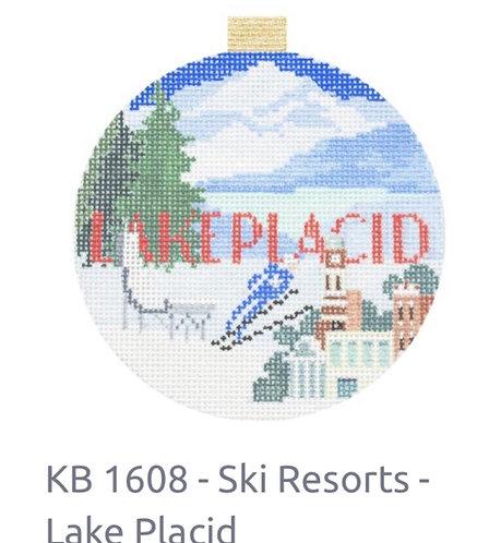 Kirk and Bradley Lake Placid