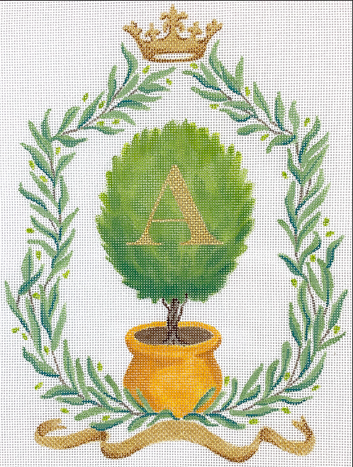 Kate Dickerson ALCR-26 Olive Branches and Crown