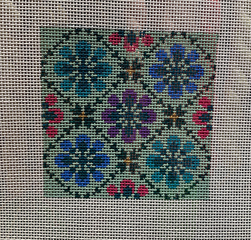 """18 mesh TEW 3.25"""" Square Insert for Planet Earth Jewelry Case"""