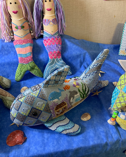 Sew Much Fun Baby Shark