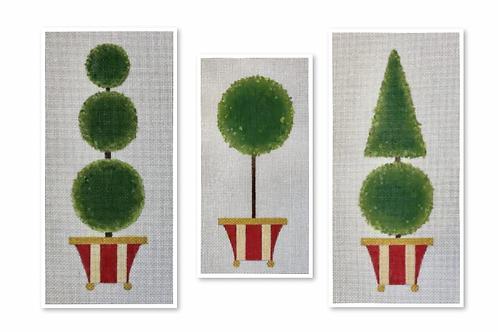 Raymond Crawford Topiary Set of three