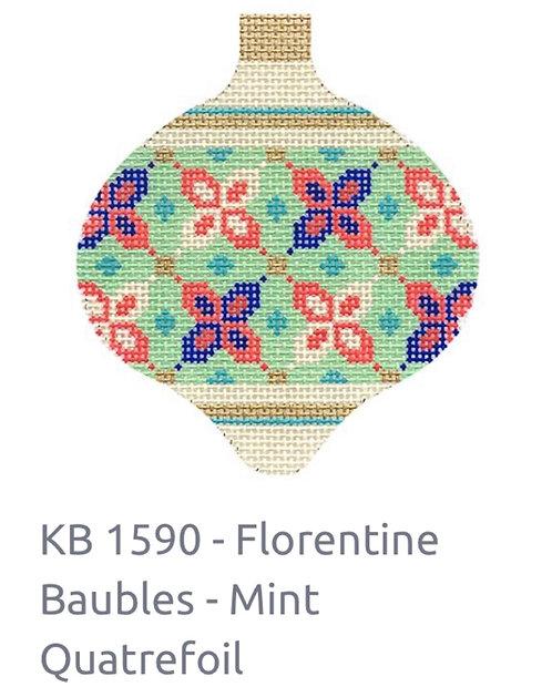 KB 1590 Florentine Bauble