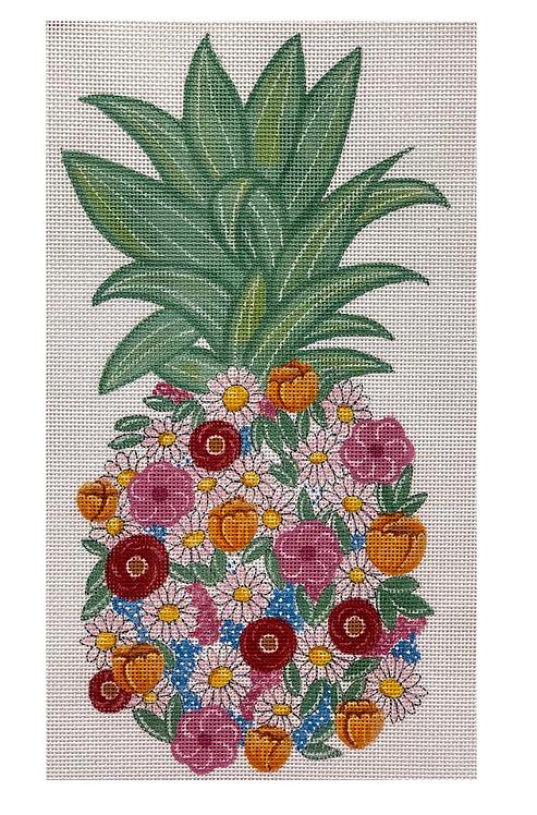 AP4145 Floral Pineapple