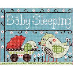 AP 3647 Baby Birds Sleeping