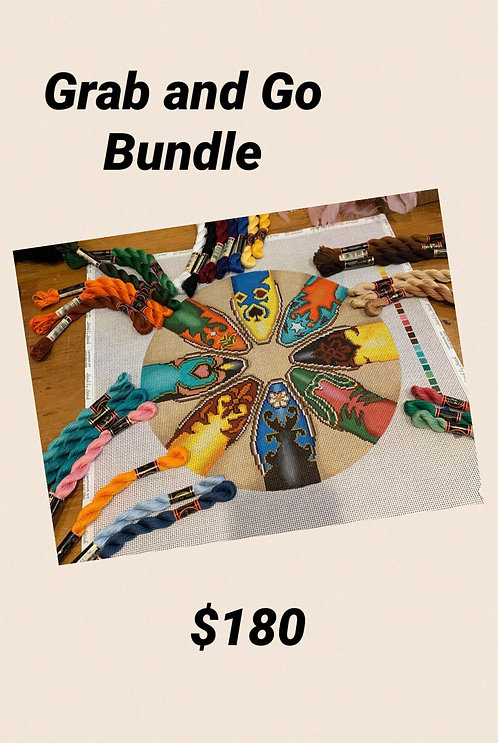 Grab and Go Cowboy Boot Bundle