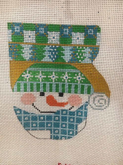 Danji Designs Snowman Mitten CH298