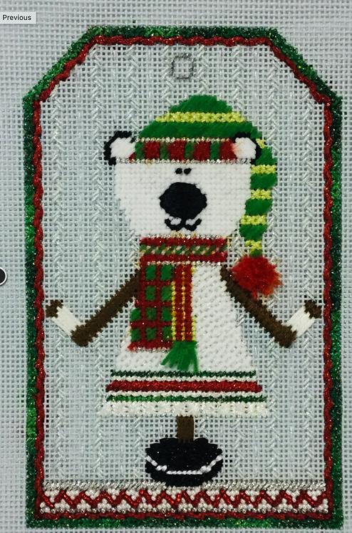 Sew Much Fun Hockey Polar Bear