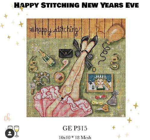 Gayla Elliott Happy Stitching NY Eve