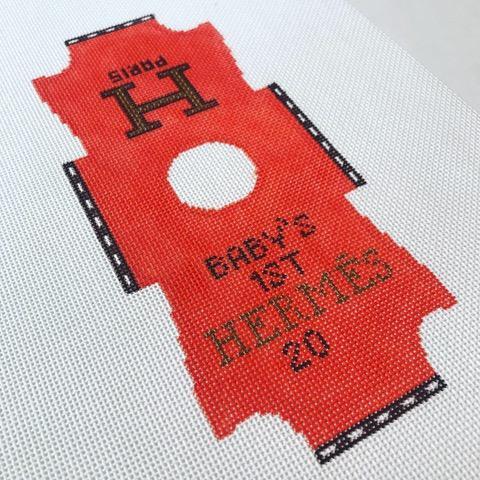 Kimberly Ann Designer Inspired Onesie Ornament BFC-10