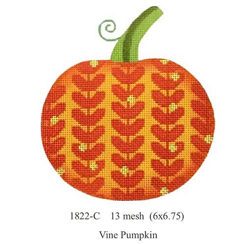 Melissa Shirley 1822C Vine Pumpkin 13 mesh