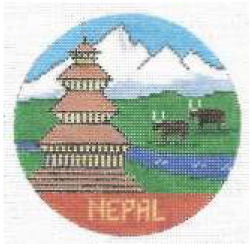Doolittle Destination Rounds 18 mesh Nepal