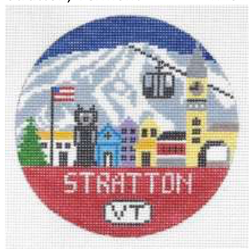 Doolittle Ski Rounds 18 mesh Stratton