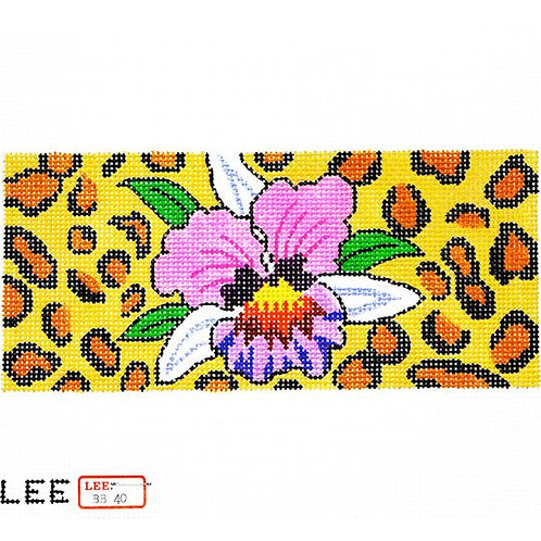 Lee BB40 (Fits Jewelry Case) Orchid/Animal Skin