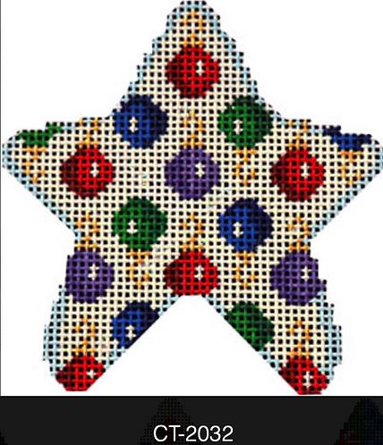 AT CT-2032 Ornament Mini Star
