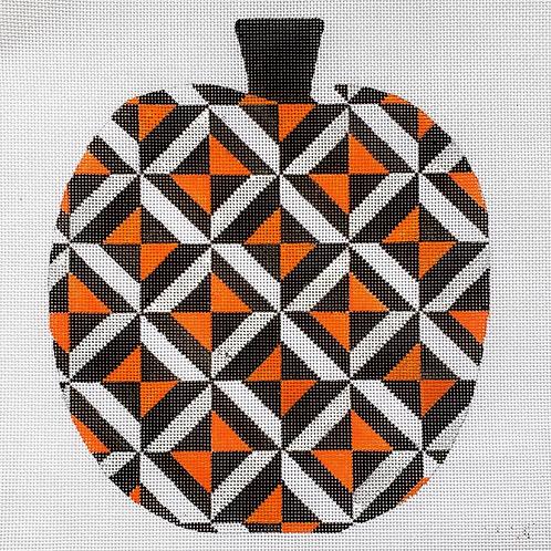 Heidi Geometric Pumpkin