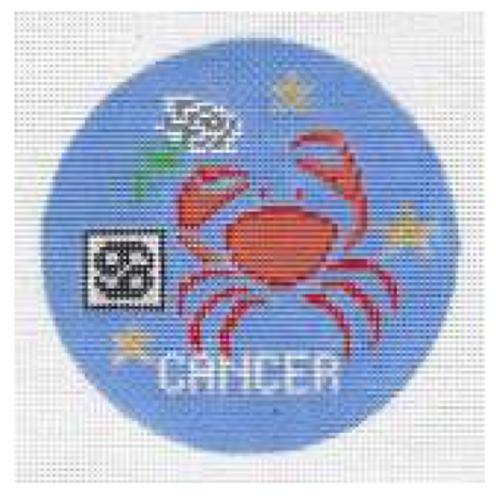 Doolittle Cancer Round - 18 mesh