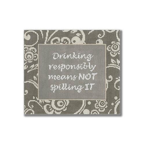 CBK SS-72 Drinking Responsibly....