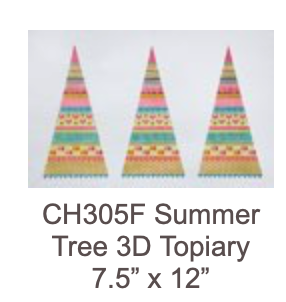 Eye Candy CH305F Summer Tree Topiary