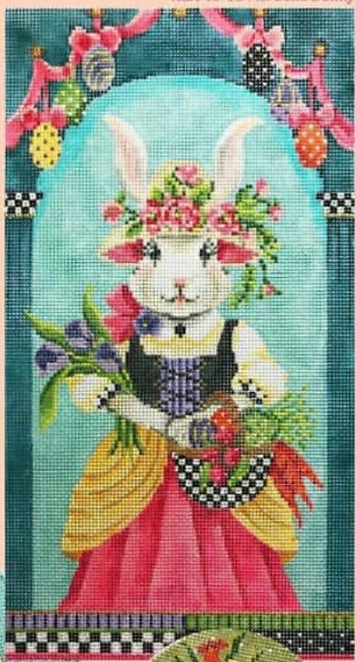 Kelly Clark Ms. Bella Bunny Easter Bunny