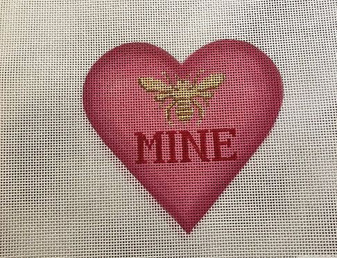 Kate Dickerson Bee Mine Heart 256