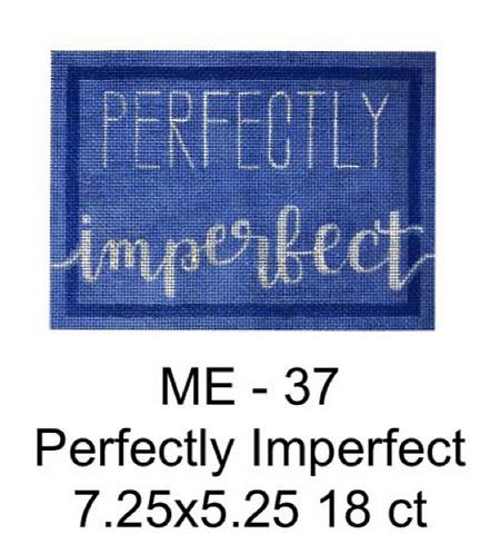Madeleine Elizabeth Perfectly Imperfect