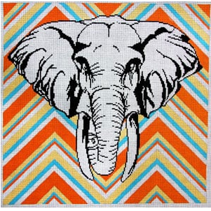 C-444d Meredith Collection Elephant