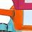 Thumbnail: Orange Planet Earth Luggage Tag