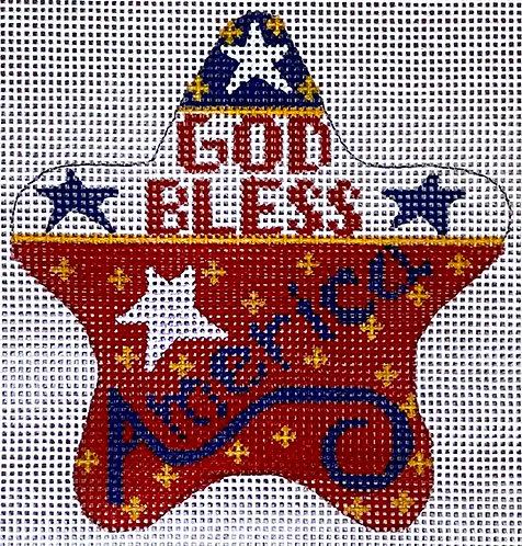 Danji Designs God Bless America