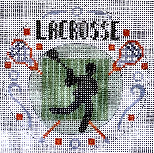 Danji Designs Lacrosse Round