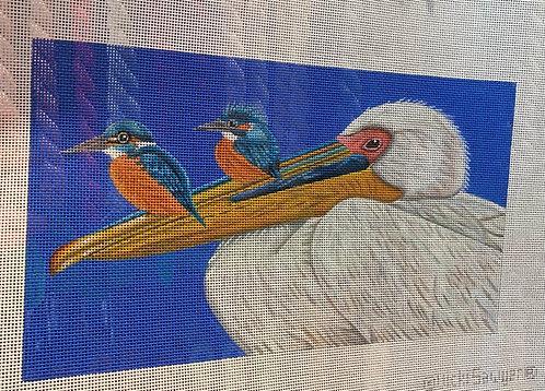 Melissa Shirley VS 356 Fishing Lesson/Pelican