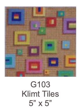 Eye Candy G103 Klimt Tiles