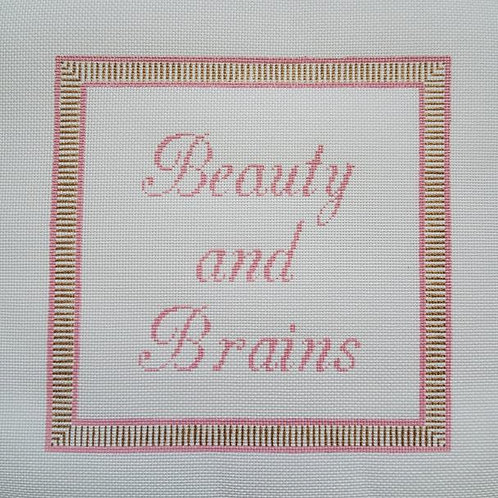 Silver Stitch Beauty and Brains