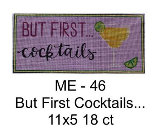 Madeleine Elizabeth But First Cocktails