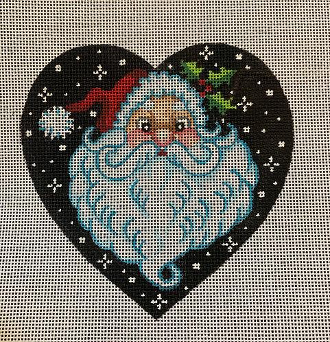 Heidi 106 Santa Heart