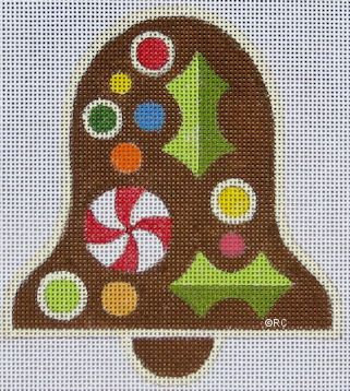 Raymond Crawford HO1179 Gingerbread Bell