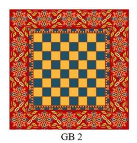 CanvasWorks Chess Board Canvas GB2