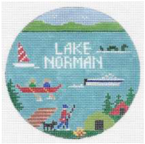 Doolittle Destination Rounds 18 mesh Lake Norman