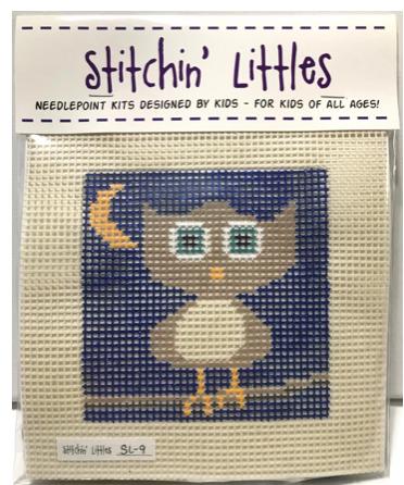 Stitchin' Littles SL-9 Hootie