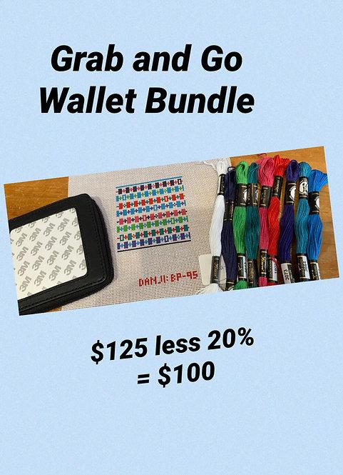 Grab and Go Wallet Bundle